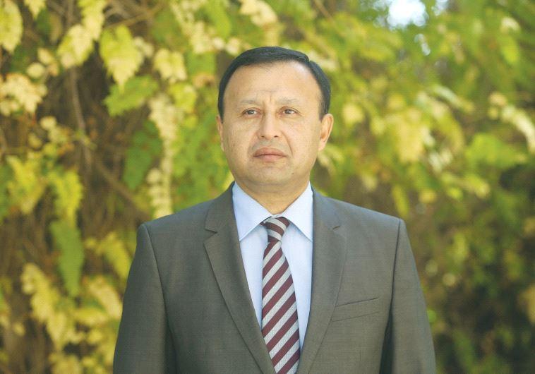 Uzbekistan Israel