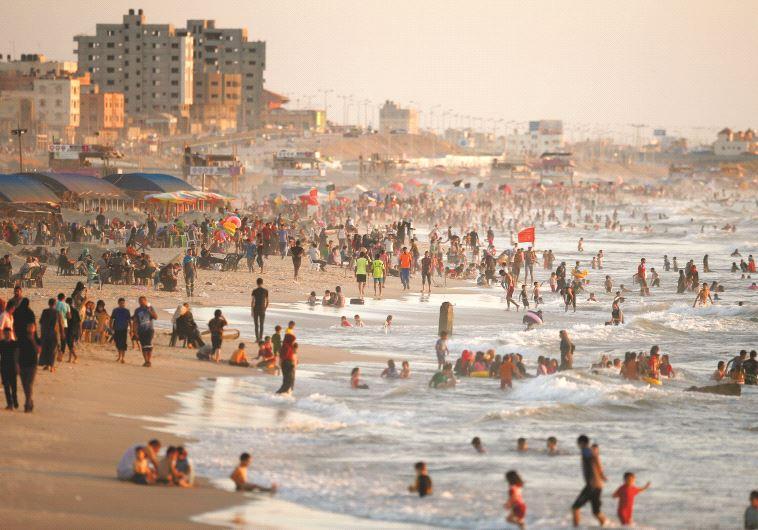 Une grande partie du littoral est pollué en l'absence du traitement des eaux usées
