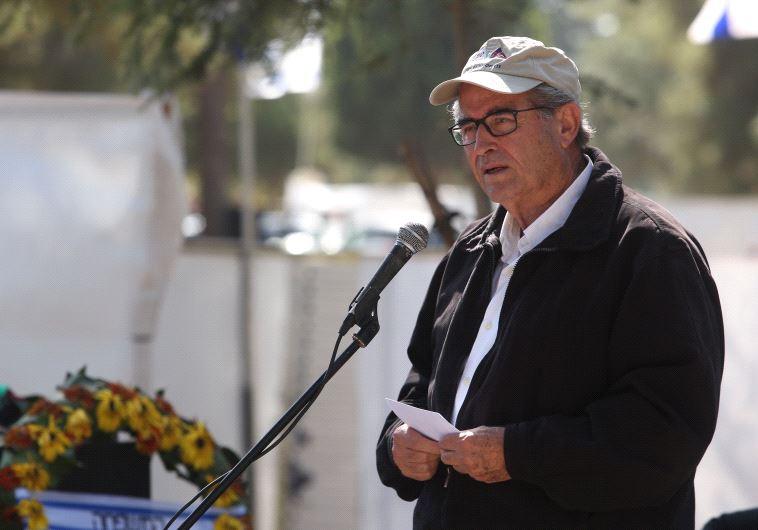 Former Mossad chief Shavit Shabtai