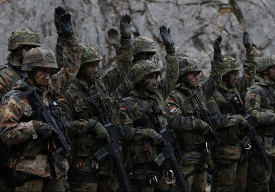 Report: German military infiltrated by Islamists ...