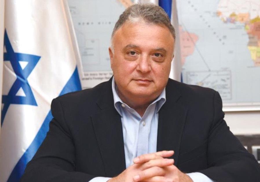 AMBASSADOR JEREMY ISSACHAROFF