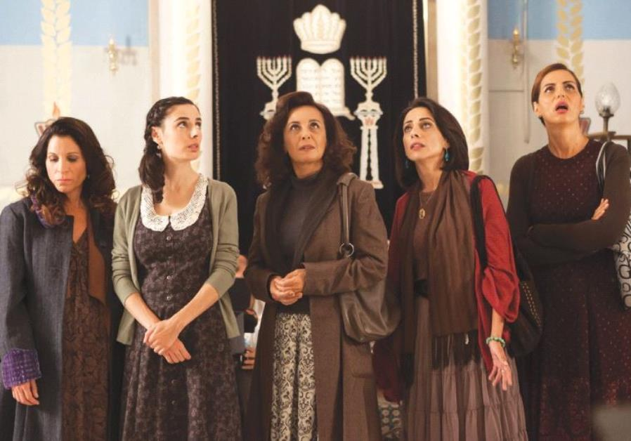 EMIL BEN-SHIMON'S 'The Women's Balcony' will be opening this year's LA Israel Film Festival