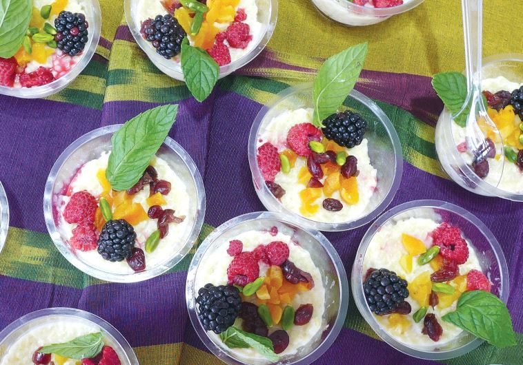 bulgur wheat pudding