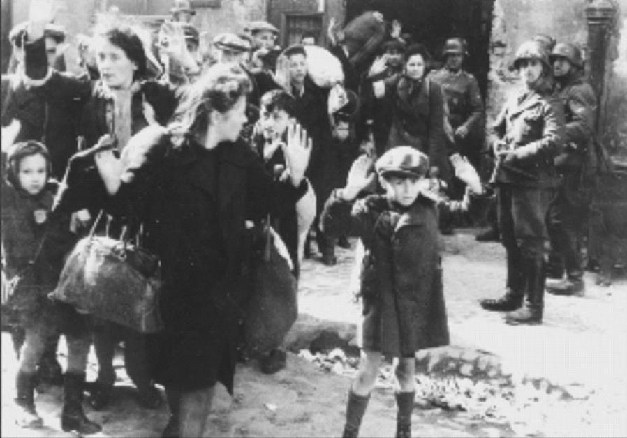 "The ""Warsaw Ghetto Boy"""