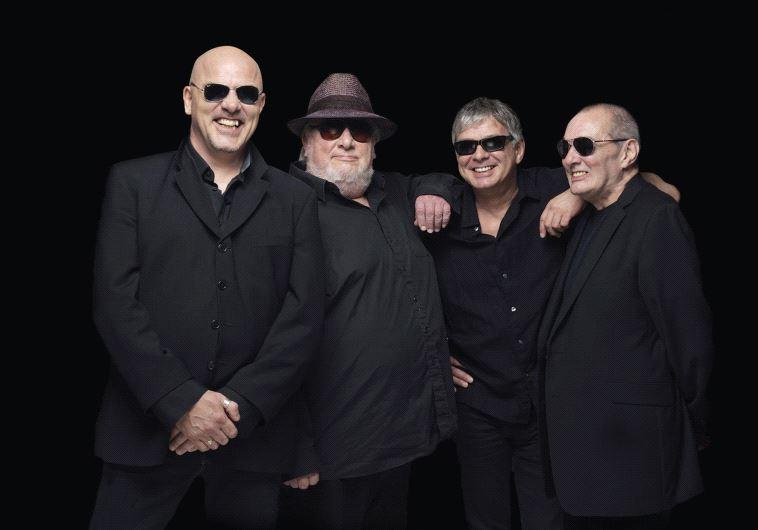 Legendary British punk rock band The Stranglers