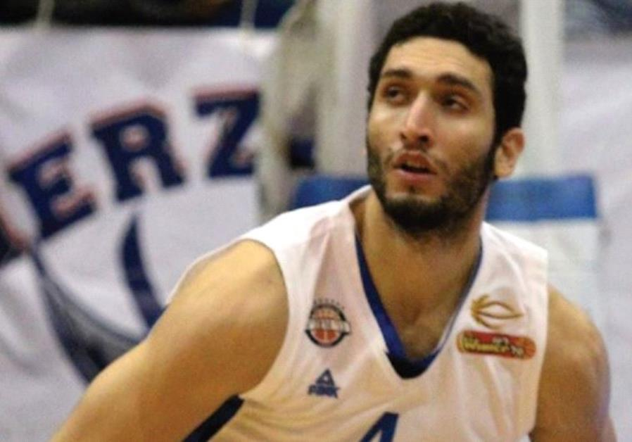 Bnei Herzliya forward Karam Mashour