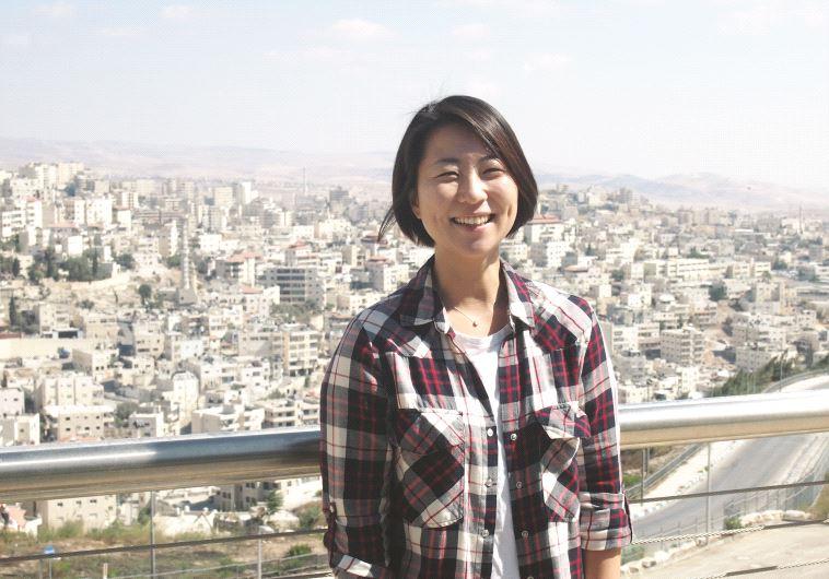Jihye Roy, originaire de Séoul, a entamé un master à l'Académie Betsalel