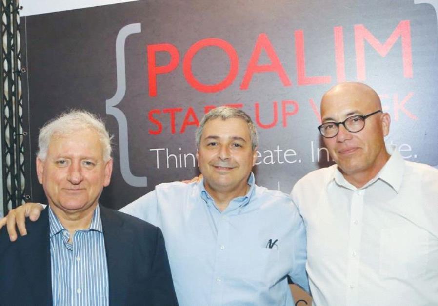 Poalim Start-up Week
