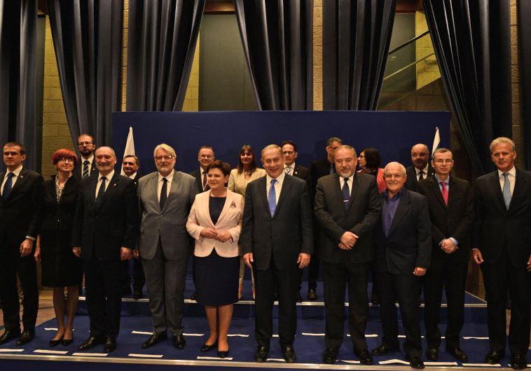 Polish Government and Israeli Government meet
