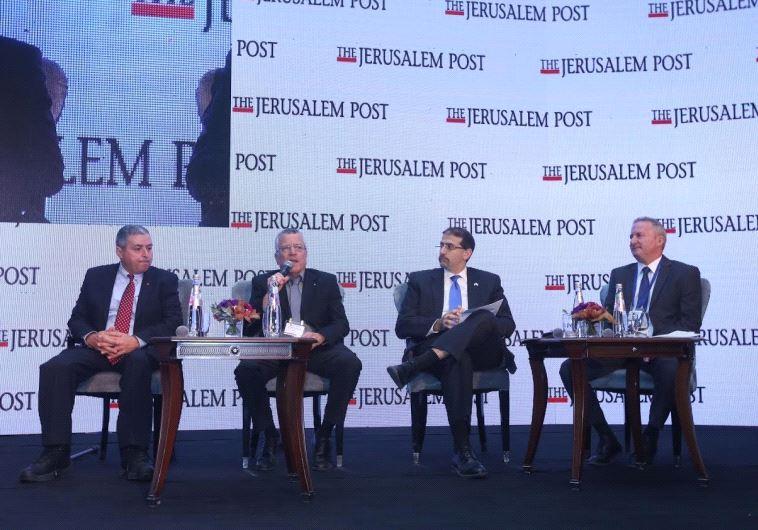 US Ambassador Dan Shapiro and a panel spotlighting the new partnership between Technion, Cornell Uni