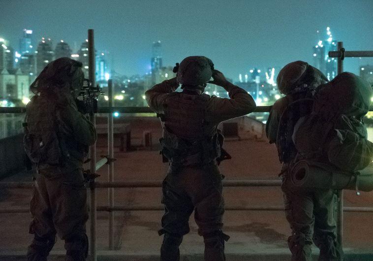 IDF soldiers.