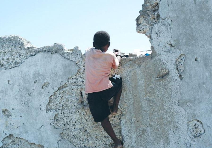 WILL HAITIAN children be empowered or kept in permanent impoverishment?
