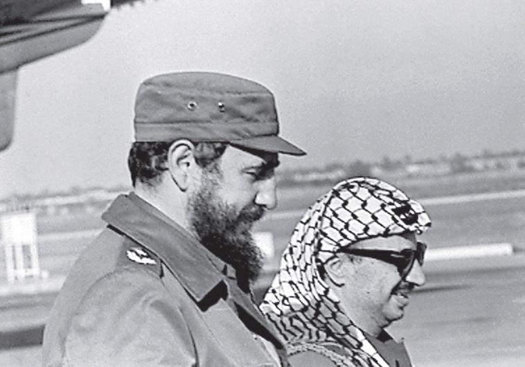 Castro and Arafat