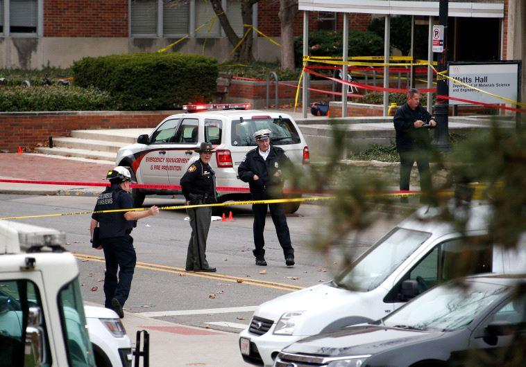 Ohio terror attack