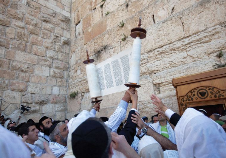 'WHEN WE asked them about the criteria of belonging to the Jewish people, many turn to religious cri