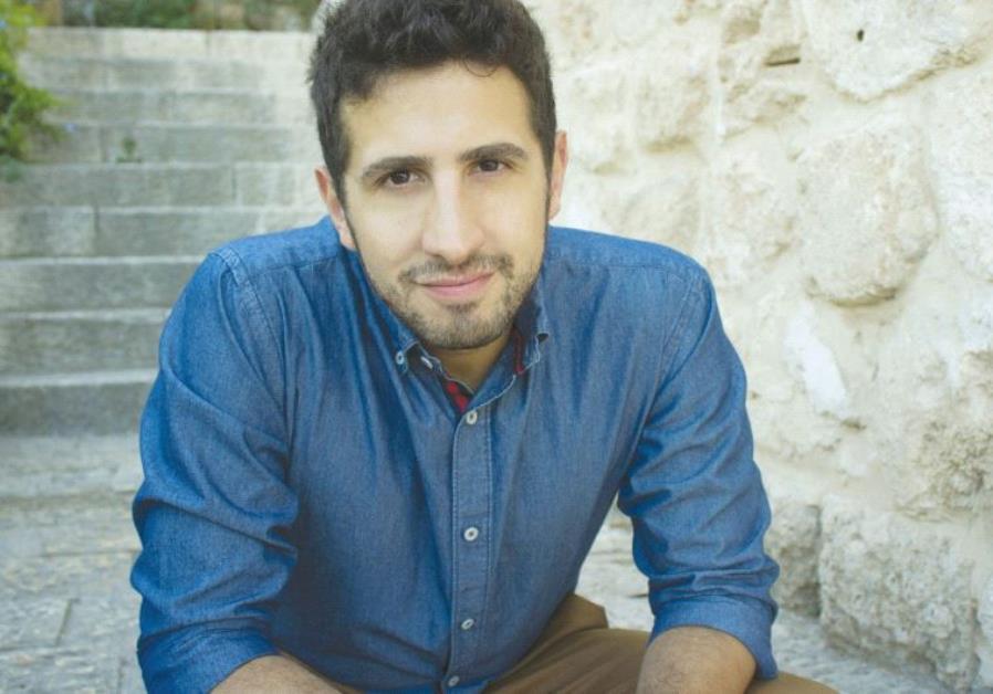 Comedian Yuval Haklai