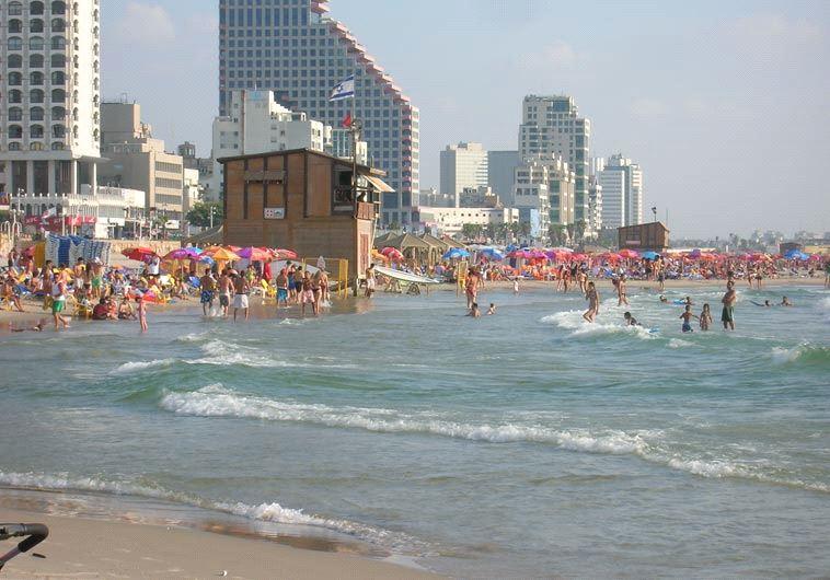 Israel's beaches