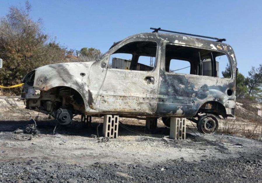 Asbestos hazards continue to plague Beit Meir residents after fires