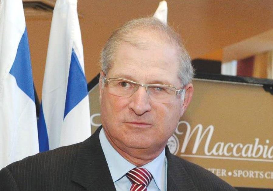 DAVID SHIMRON