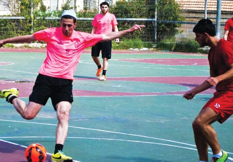 Local Soccer: Yeshiva soccer league action heats up