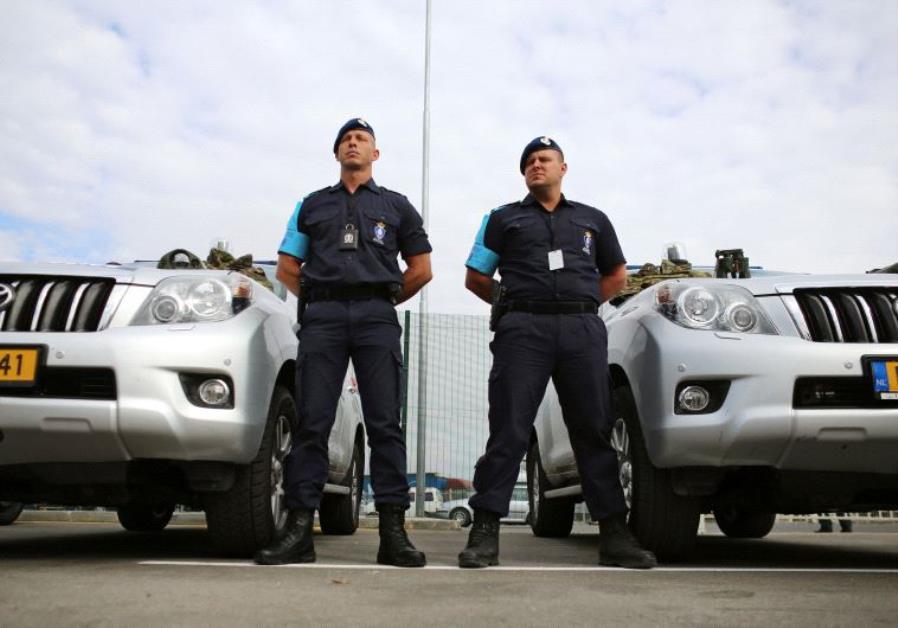 Netherlands police