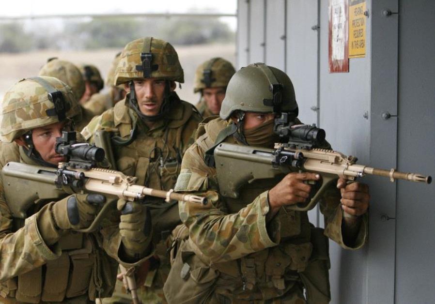 australia israel military relationship