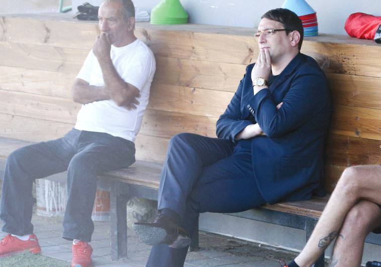 Hapoel Tel Aviv owner Amir Kabiri is set to relinquish control of the club today when he will approa