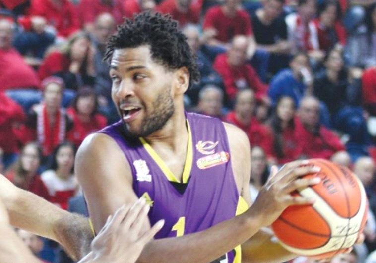 Hapoel Holon guard Khalif Wyatt scored a game-high 31 points in last night's 92-84 overtime win at H
