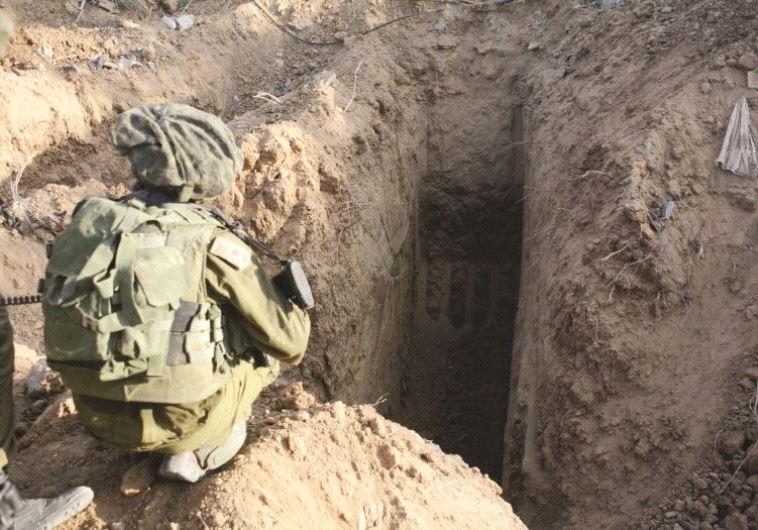 Hamas tunnel