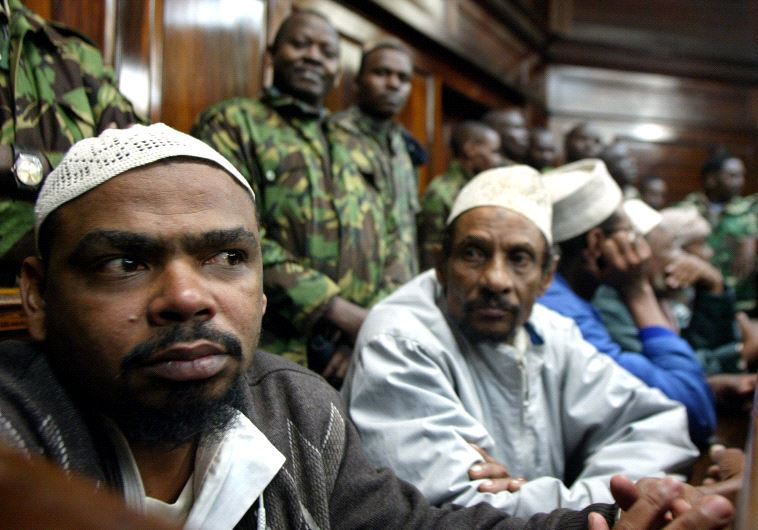 Kenyan terror suspects on trial for attack on Israeli owned Paradise hotel in Mombasa
