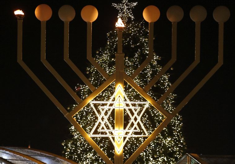 Christmas Tree Or Hanukka Bush: Do They Have Their Place