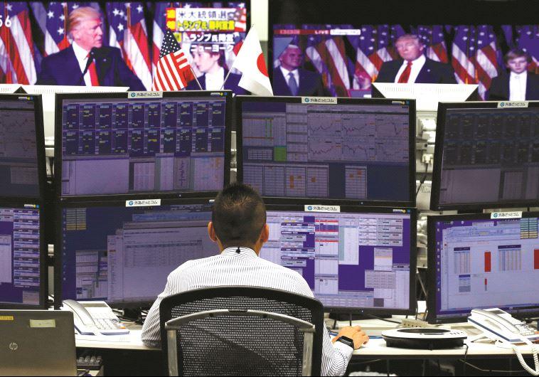 Les marchés boursiers ont réagi nerveusement au lendemain des élections présidentielles américaines