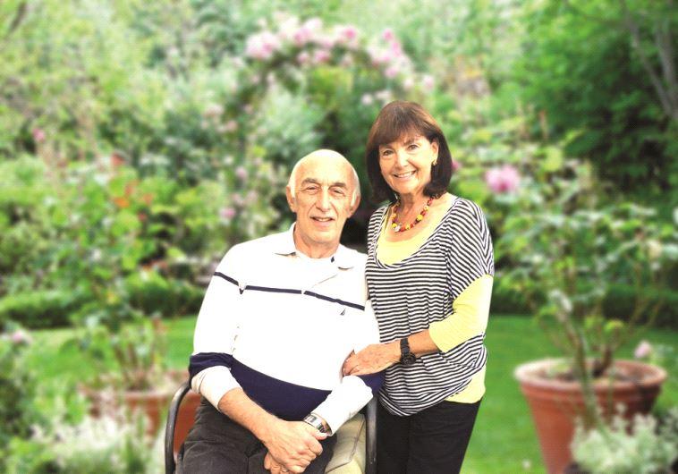Gary Steinman et son épouse