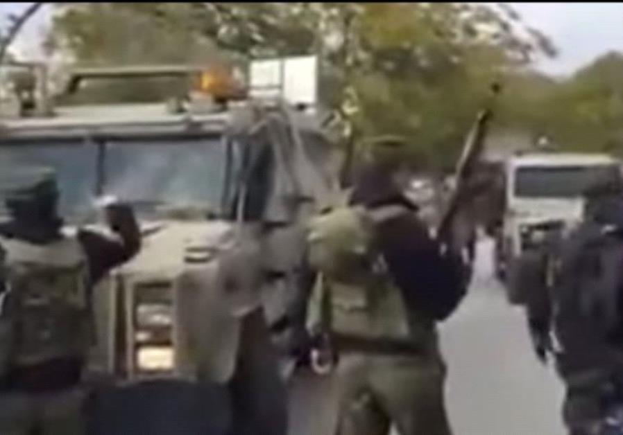 IDF Jenin