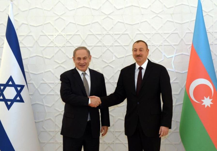 Israel Azerbaijan