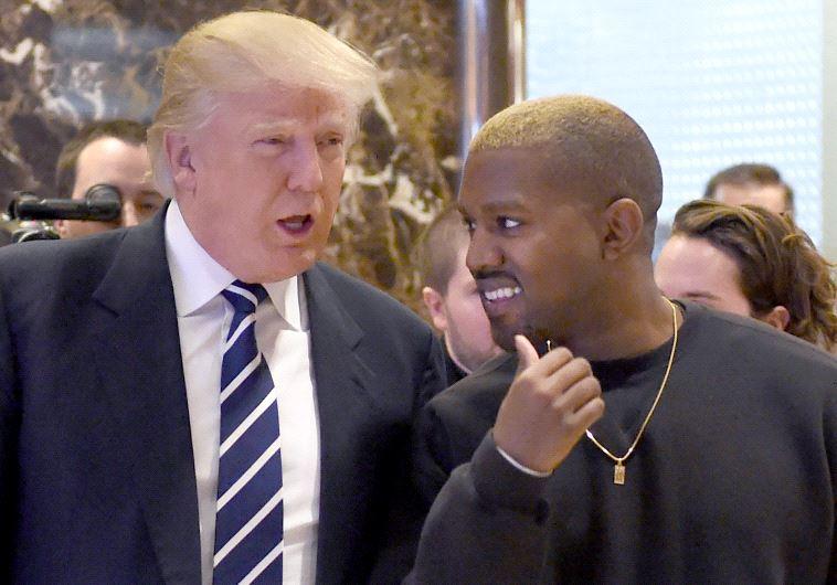 Kanye West Trump