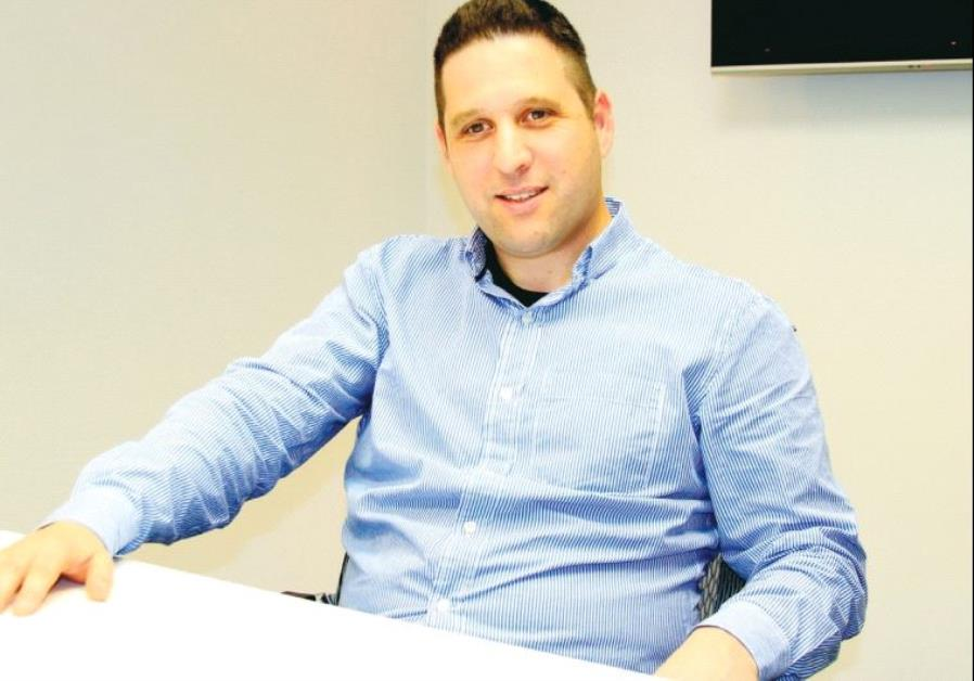 TRAPX CO-FOUNDER and chief technology officer Yuval Malachi.