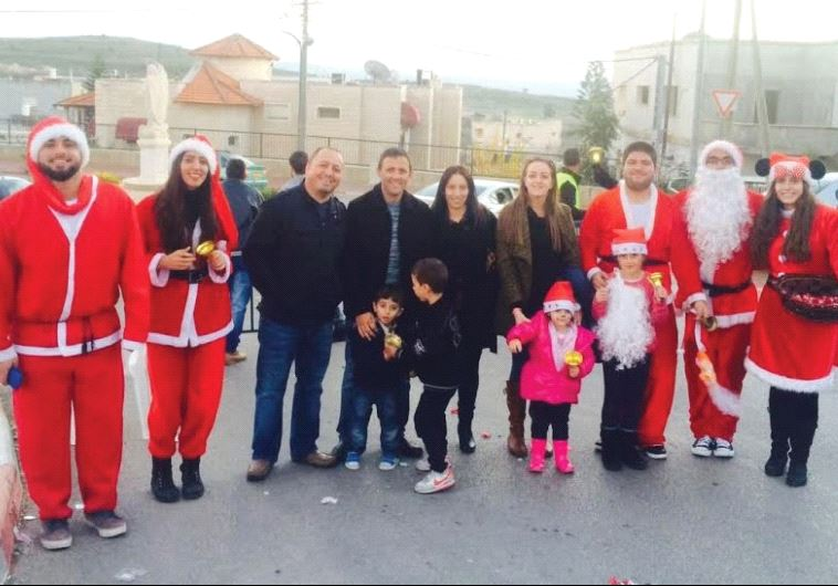 Israel Santas