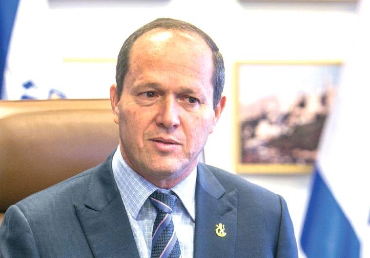 Mayor Nir Barkat