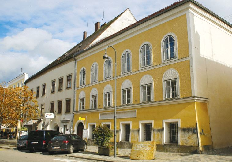 Adolf Hitler house
