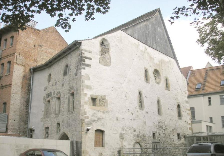 La Vieille Synagogue, la plus ancienne d'Europ