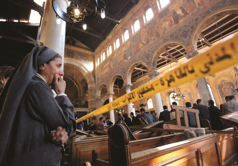 La terreur de nouveau semée dans un lieu de culte