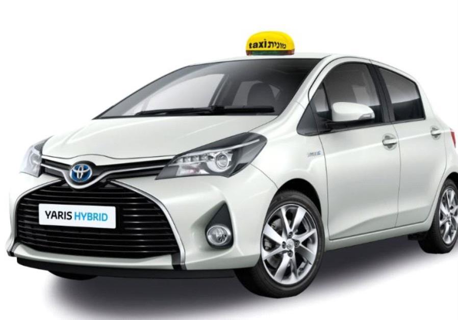 Israeli taxi