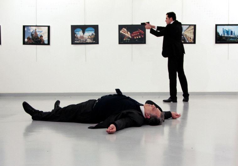 Russian ambassador killed