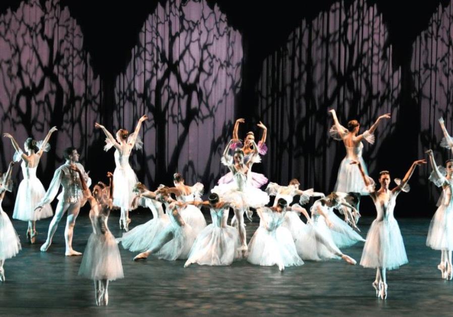 The Israel Ballet's 'Sleeping Beauty'