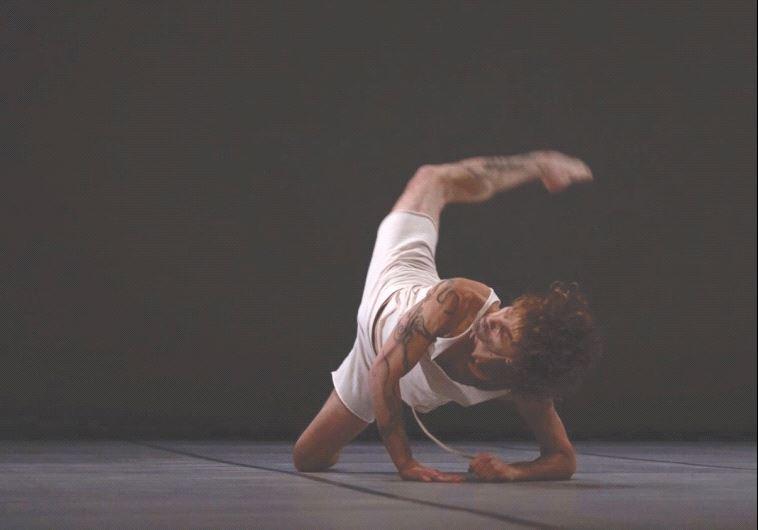 ISRAELI DANCER/CHOREOGRAPHER Ido Tadmor.