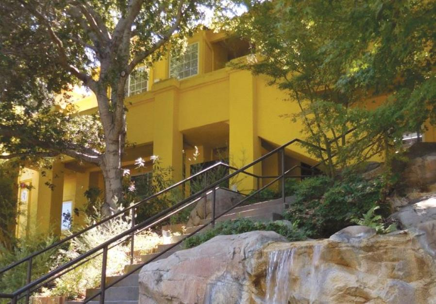 THE SYCAMORE Mineral Springs Resort offers lodging in a wooded area near Avila Beach.