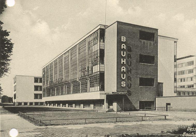 Bâtiment du Bauhaus de Dessau, 1926