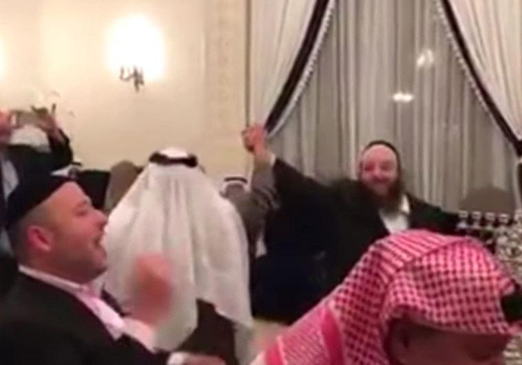 Jews and Muslims celebrate Hanukkah together in Bahrain