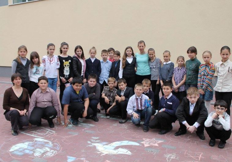 ORT Students in Russia participate in Unity Day